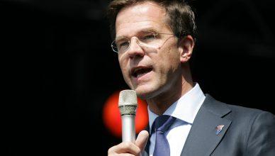 El primer ministro holandés, Mark Rutte. Foto / Erik Smit CC0